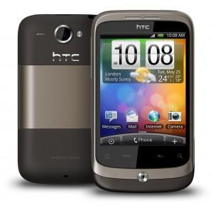 HTC Wildfire (Black)
