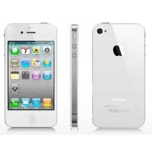 Apple Iphone 4 White 32GB (Factory Unlocked)