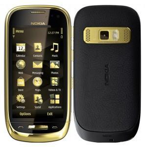 Nokia C7 ORO