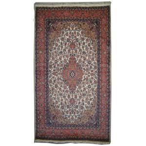 Double Knot Pak Persian Kashan Design