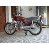 Honda CG-125 2010