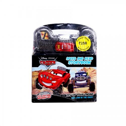 Disney Cars Speed And Read Storybook