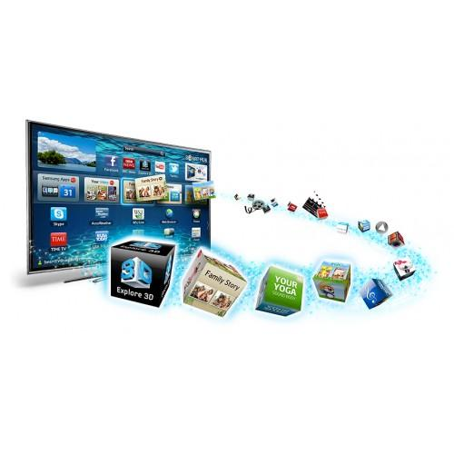 Samsung 40 Inch ES6800 Series 6 SMART 3D