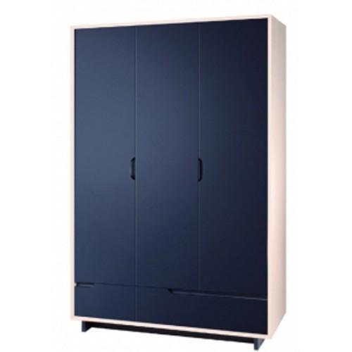 Graphico 3 Doors Wardrobe