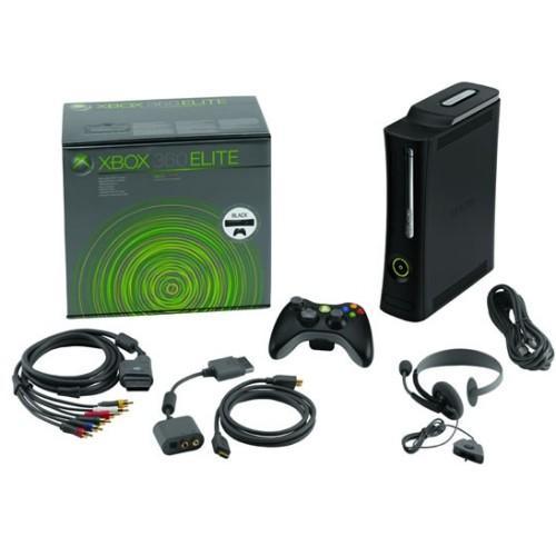Xbox 360 Elite System PAL Jasper