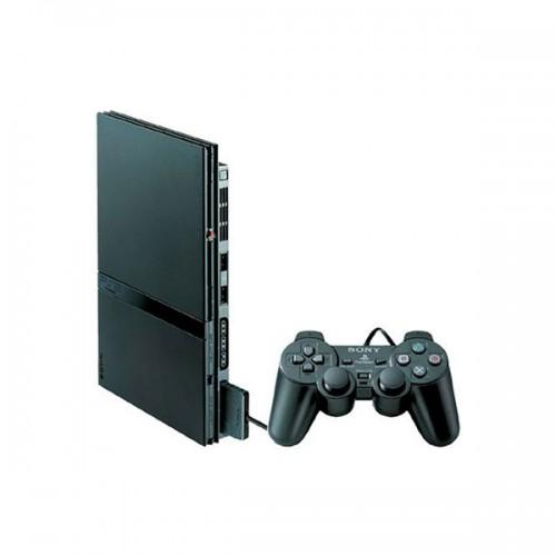 Sony Playstation 2black With M7 Chip