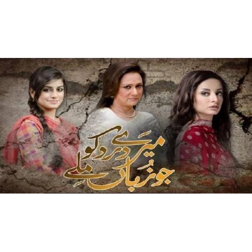 Mere Dard Ko Jo Zuban Milay 1 To 19 Ep  Hum Tv Channel Dramas