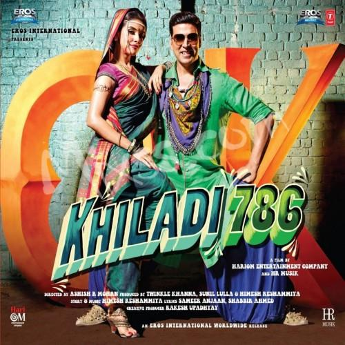 Khiladi 786 Movie DVD