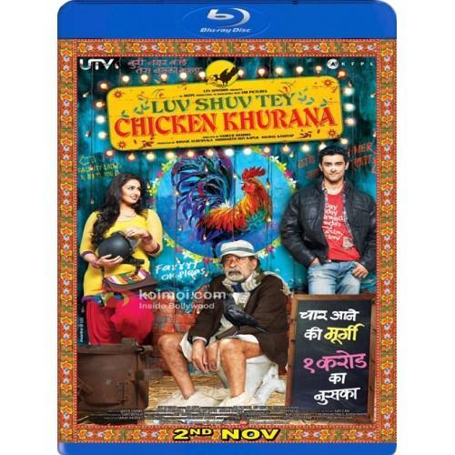 Luv Shuv Tey Chicken Khurana Movie Bluray