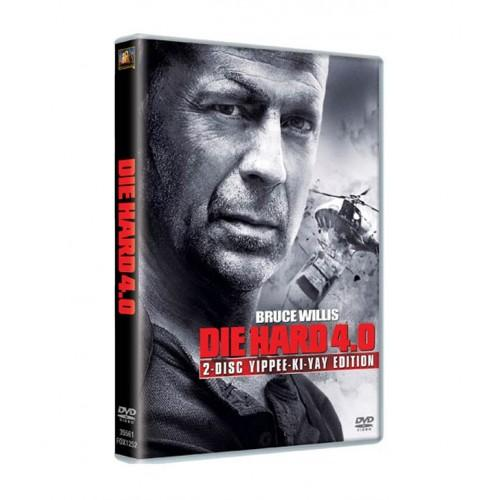 Die Hard 4 Live Free Or Die Hard 2 Disc Yippeekiyay Edition English DVD