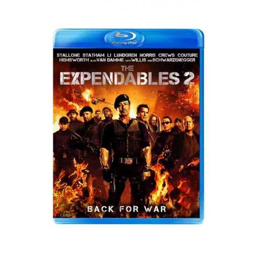 Expendables 2 English Bluray  DVD