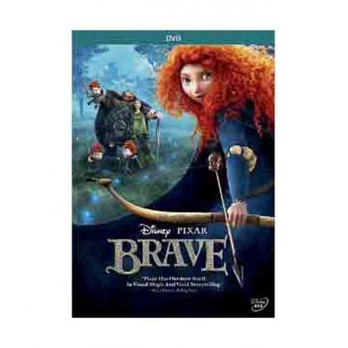 Brave English DVD