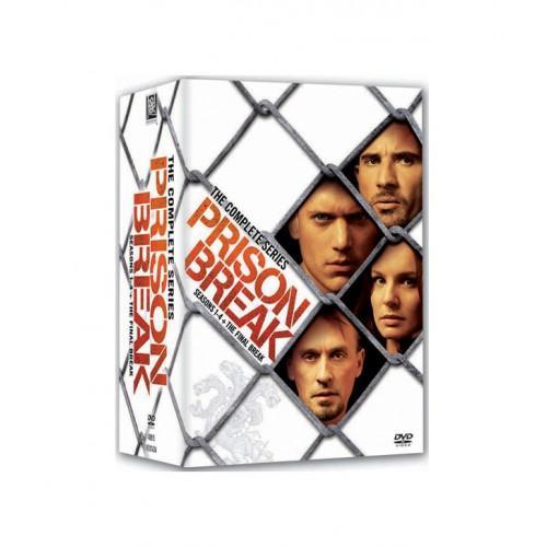 Prison Break The Complete Series English DVD