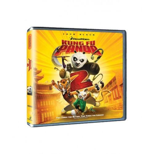 Kung Fu Panda 2 English VCD