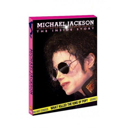 Michael Jackson The Inside Story  What Killed The King Of Pop English DVD