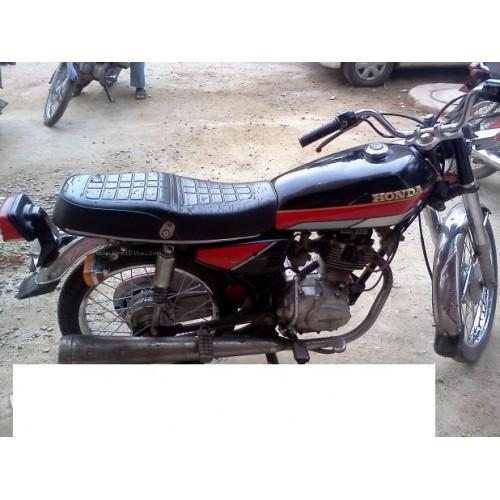 Honda CG 125 For Sale In Karachi