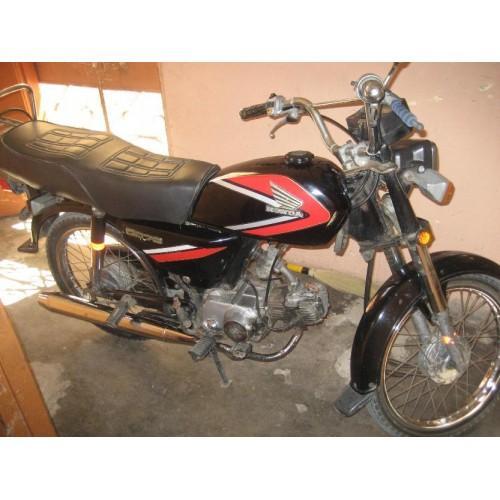 Honda Cd
