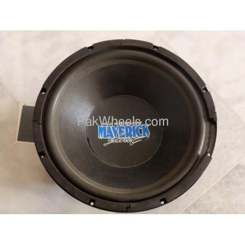Maverick 12 Sub Woofer For Sale