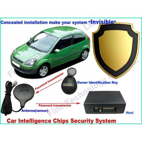 Car Security System RFID Transponder And Car Immobilizer
