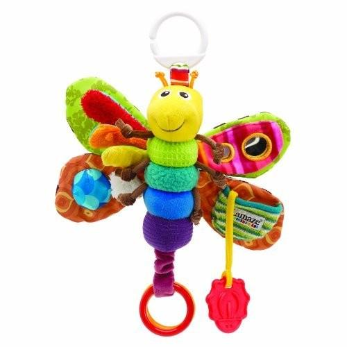 Lamaze Play  Grow Freddie The Firefly Take Along Toy